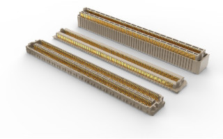 COM-HPC Connectors Increase Speed and Density