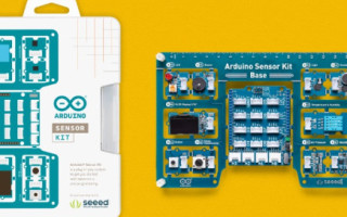 New Sensor Kit by Arduino and Seeed Powers Sensor Projects