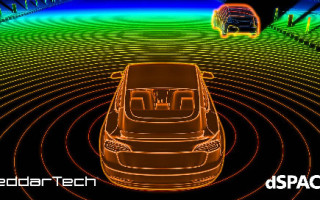 dSPACE and LeddarTech Join Forces to Drive Development of Lidar for Self-Driving Cars