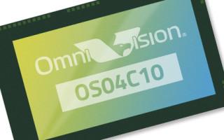 OmniVision Release OS04C10 Image Sensor